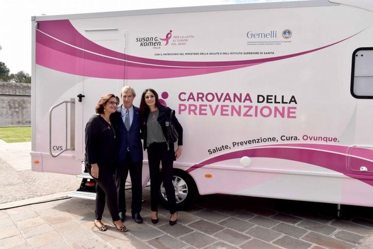 """A Terlizzi arriva la """"Carovana della Prevenzione"""""""