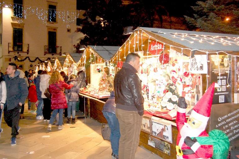 Terlizzi ospiterà 20 casette in legno per il villaggio di Babbo Natale