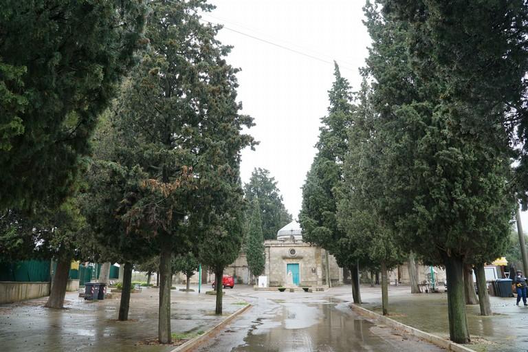 Cimitero comunale. <span>Foto Comune di Terlizzi</span>