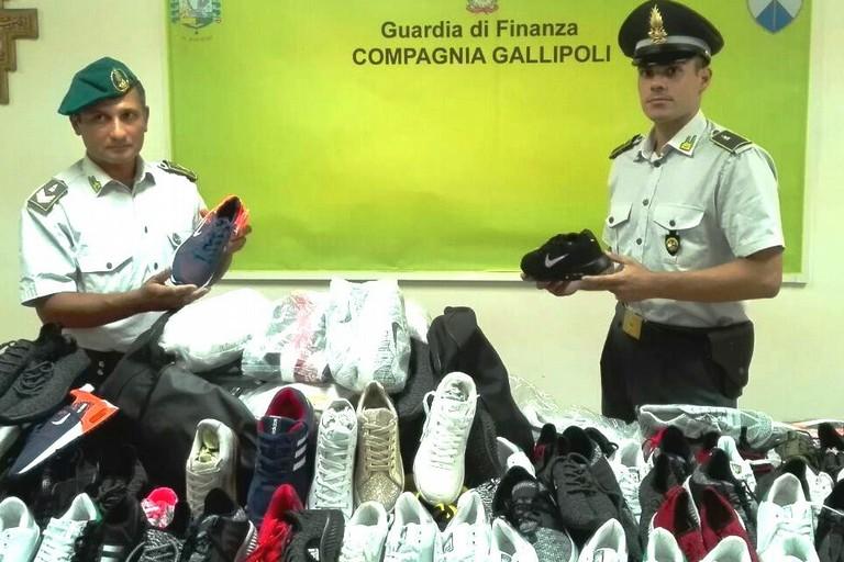 In Puglia sequestrati oltre 500 mila prodotti contraffatti in due giorni