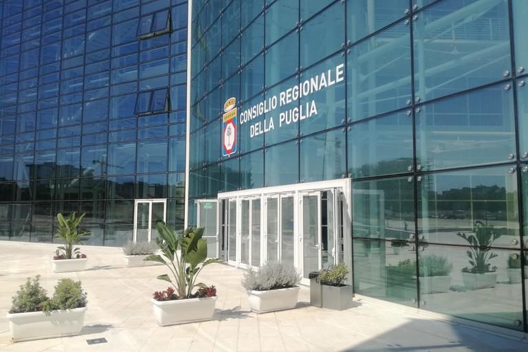 Il Consiglio regionale della Puglia