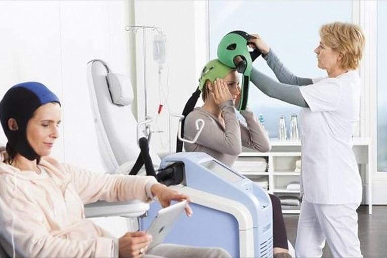Cuffie termiche per chemioterapia