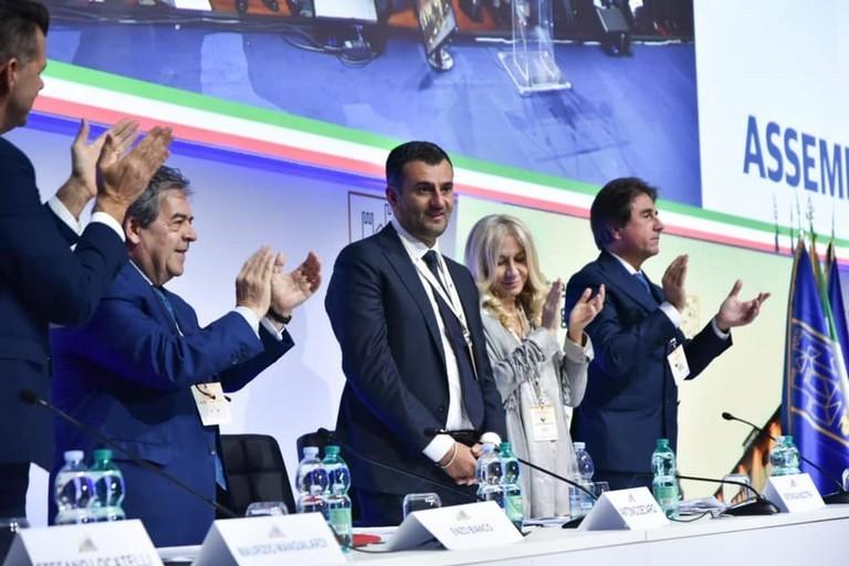 Antonio Decaro rieletto presidente ANCI