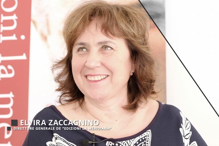 """Elvira Zaccagnino, """"La Meridiana"""" e la sfida culturale di Don Tonino – VIDEO"""