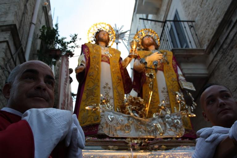 Festeggiamenti Santi Medici JPG. <span>Foto Cosma Cacciapaglia</span>