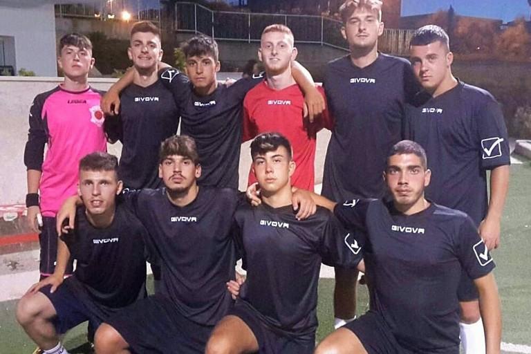 I ragazzi della primavera Futsal