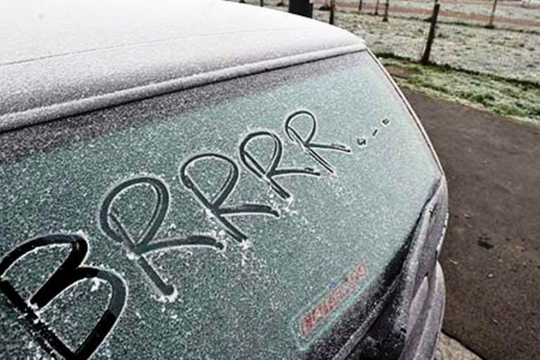 neve e freddo