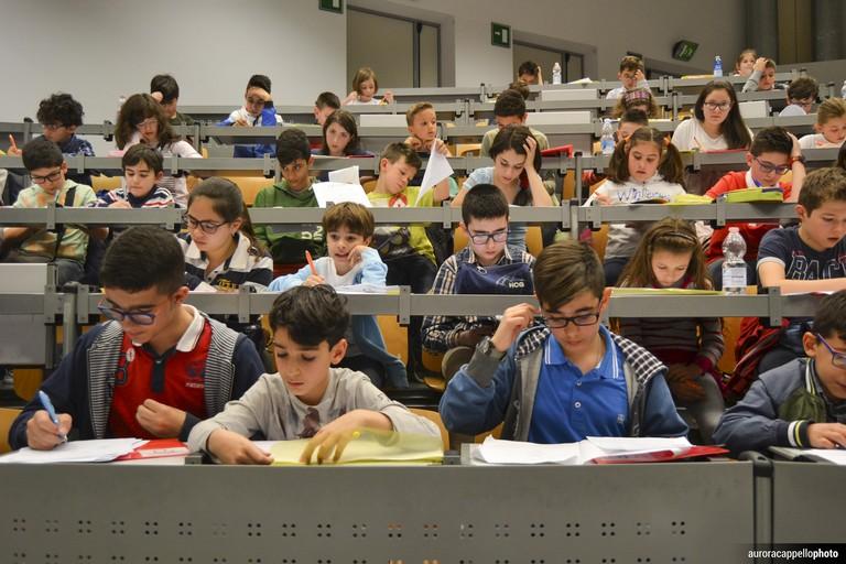 giochi matematici del mediterraneo - studenti
