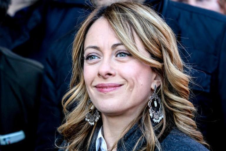 L'on. Giorgia Meloni a Terlizzi a sostegno di Ninni Gemmato