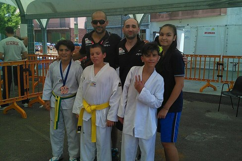 Il Taekwondo Club Terlizzi