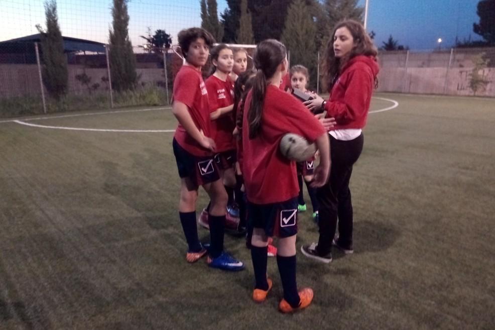 calcio a 5 femminile - marilisa tricarico