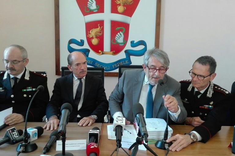 «Gioacchino Baldassarre referente dei Capriati a nord di Bari»