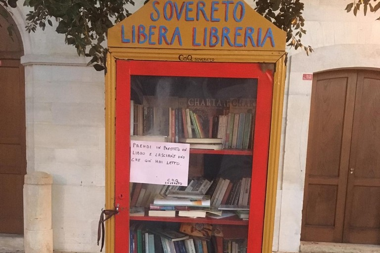 Libreria Sovereto