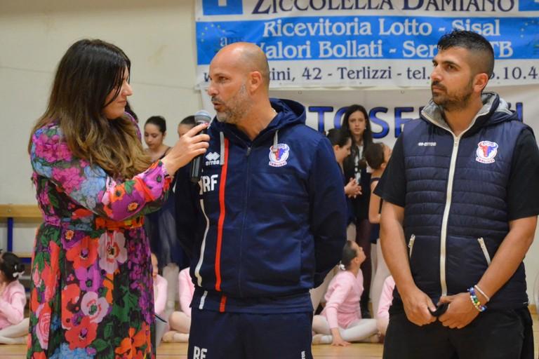 Francesco Rapicavoli intervistato da Emma Ceglie
