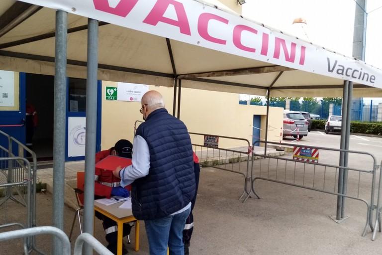 Vaccinazioni PalaChicoli