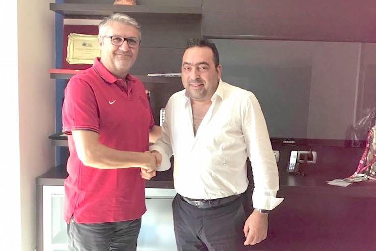 Nino Barione responsabile juniores del Terlizzi Calcio