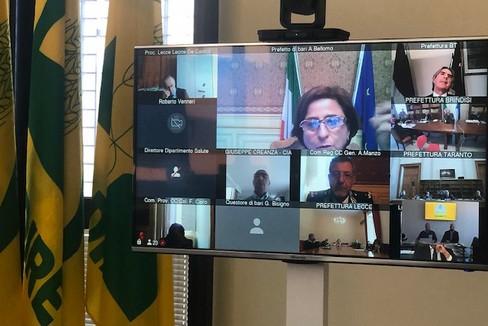 La videoconferenza