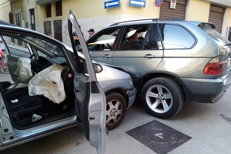 incidente via Trento