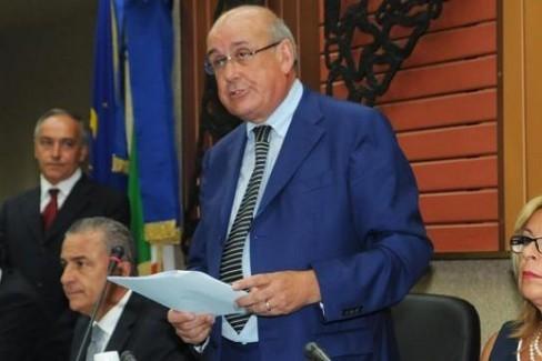 Il presidente Loizzo