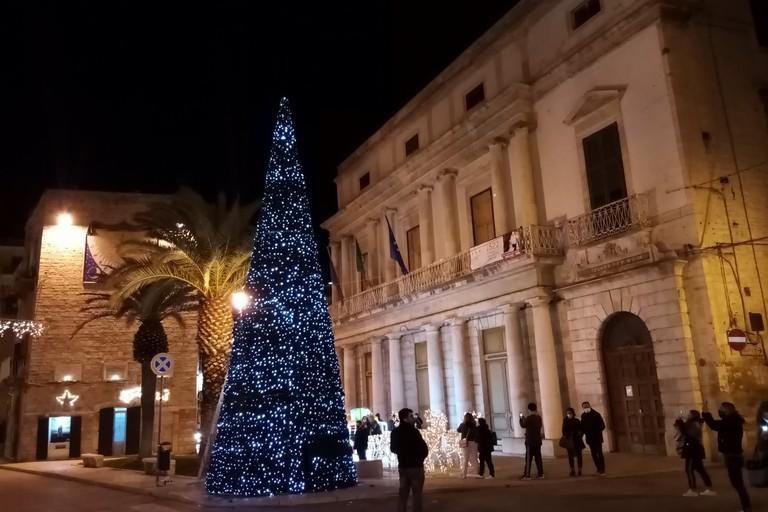 Luminarie Terlizzi. <span>Foto Cosma Cacciapaglia</span>