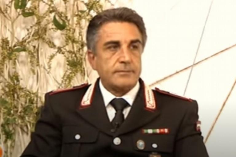 il luogotenente carica speciale Giuseppe Malerba