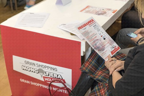 Gran Shopping Mongolfiera: Job Edition 6.0