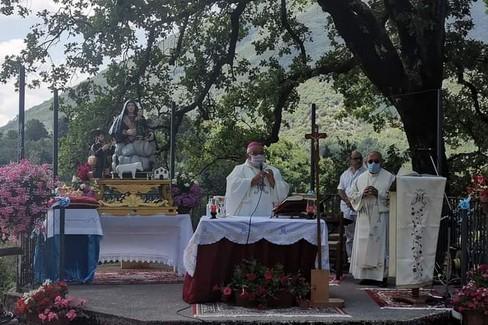 Celebrazione Madonna del Sovereto