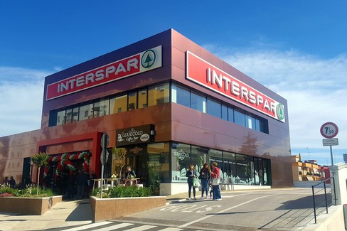 Inaugurazione Interspar