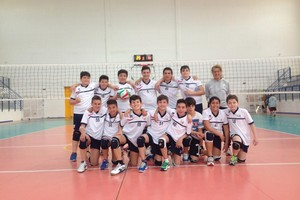 volley under 13