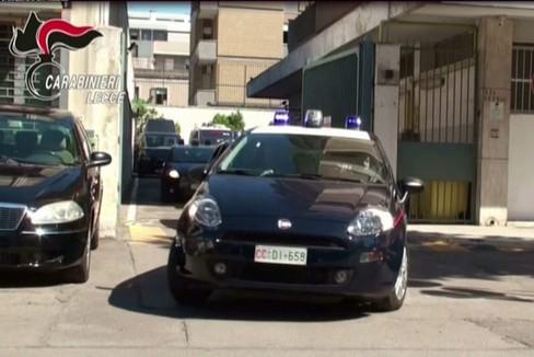 """Operazione  """"Short message """": arresti anche a Terlizzi. Coinvolto il clan Dello Russo-Ficco"""