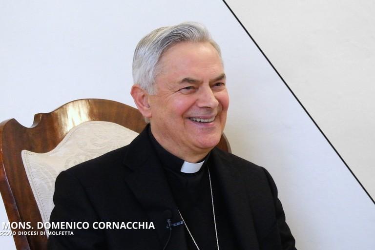 Mons. Domenico Cornacchia. <span>Foto Vincenzo Bisceglie</span>