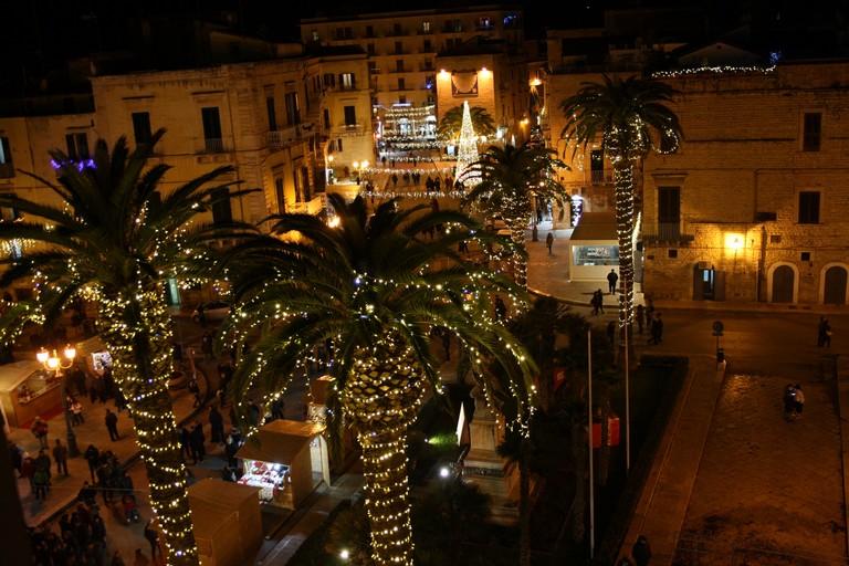 Natale a Terlizzi JPG. <span>Foto Cosma Cacciapaglia</span>