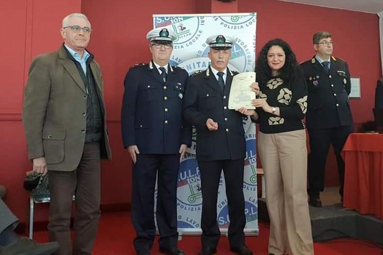 polizia locale premio barione e de chirico