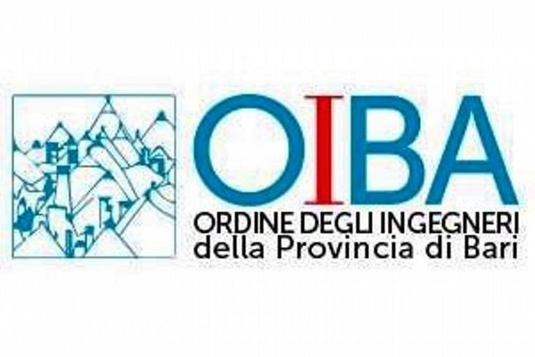 Il logo dell'Ordine Ingegneri di Bari