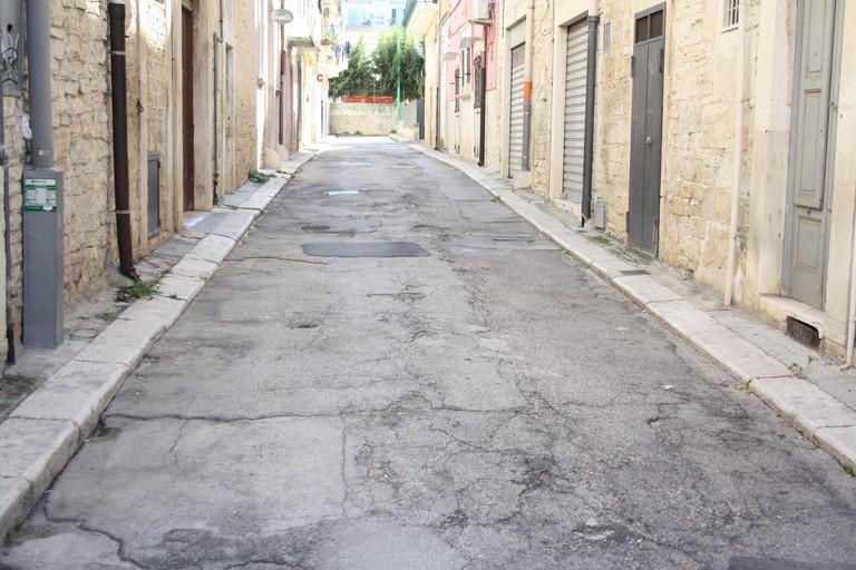 Piano strade JPG. <span>Foto Cosma Cacciapaglia</span>