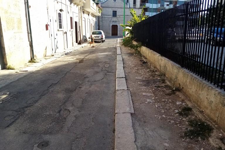 Piano strade quarto lotto. <span>Foto Cosma Cacciapaglia</span>