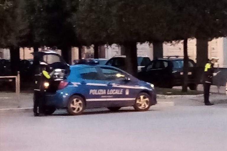 Polizia Locale. <span>Foto Cosma Cacciapaglia</span>