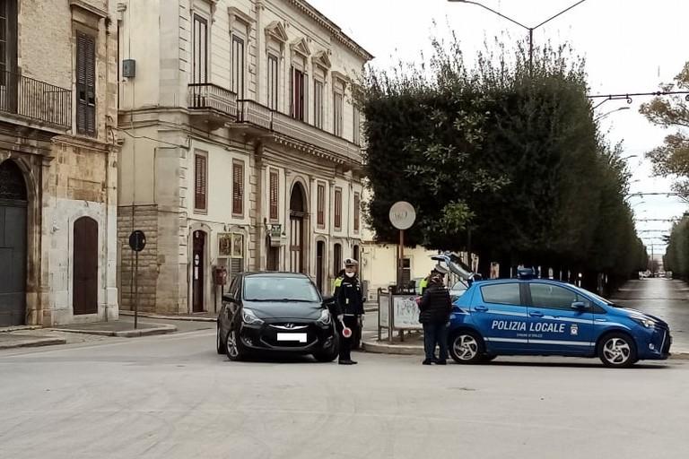 Polizia Locale Terlizzi. <span>Foto Cosma Cacciapaglia</span>