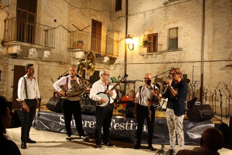 Prima serata Sovereto Festival JPG. <span>Foto Cosma Cacciapaglia</span>