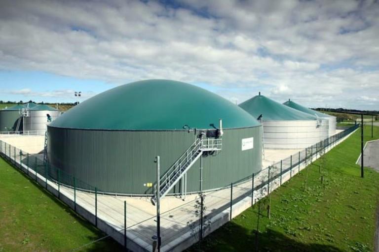 Impianto biogas Mirandola (MO)