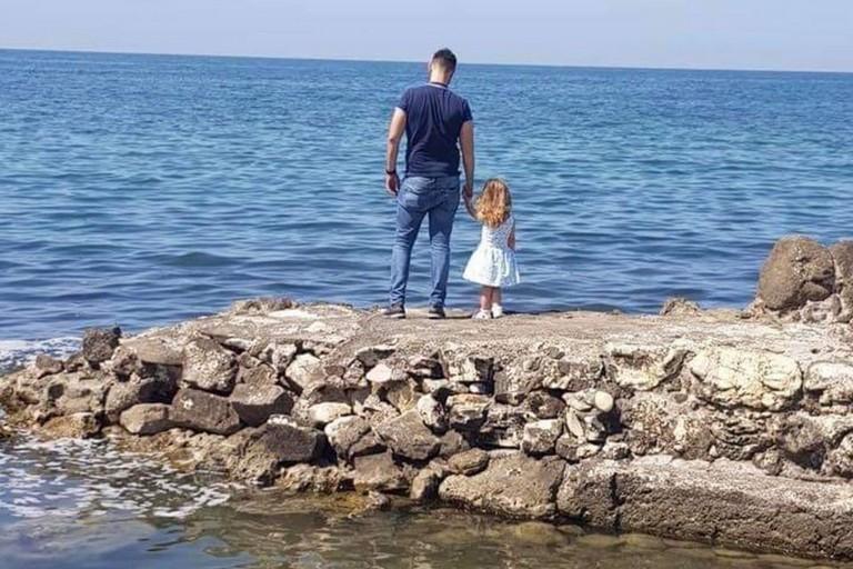 Raffaele e Aurora