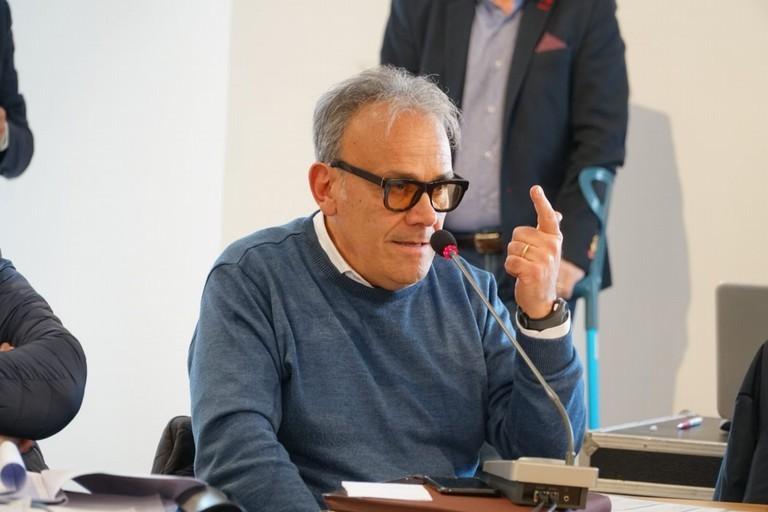 L'ing. Salvatore Mastrorillo