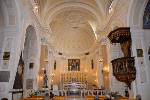 Santa Maria La Nova - navata centrale