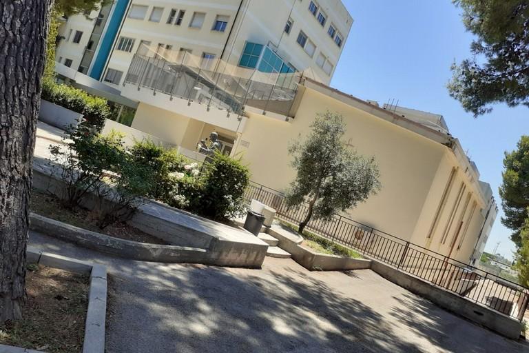 L'Ospedale Sarcone. <span>Foto Asl Bari</span>