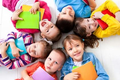bambini scuola lettura lobri