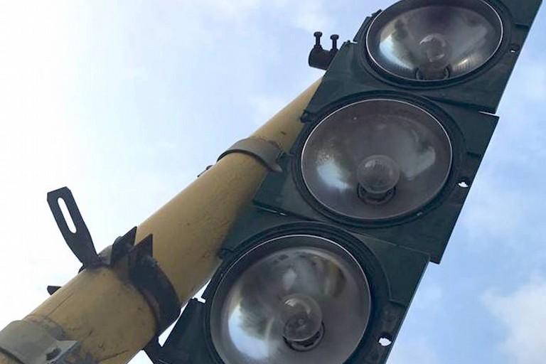 semaforo via chicoli