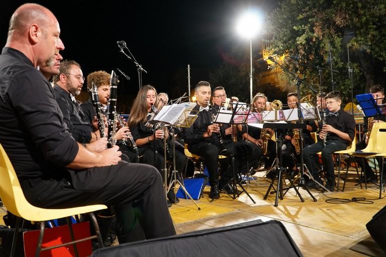 Serata conlusiva Sovereto Festival Terlizzi. <span>Foto Cosma Cacciapaglia</span>