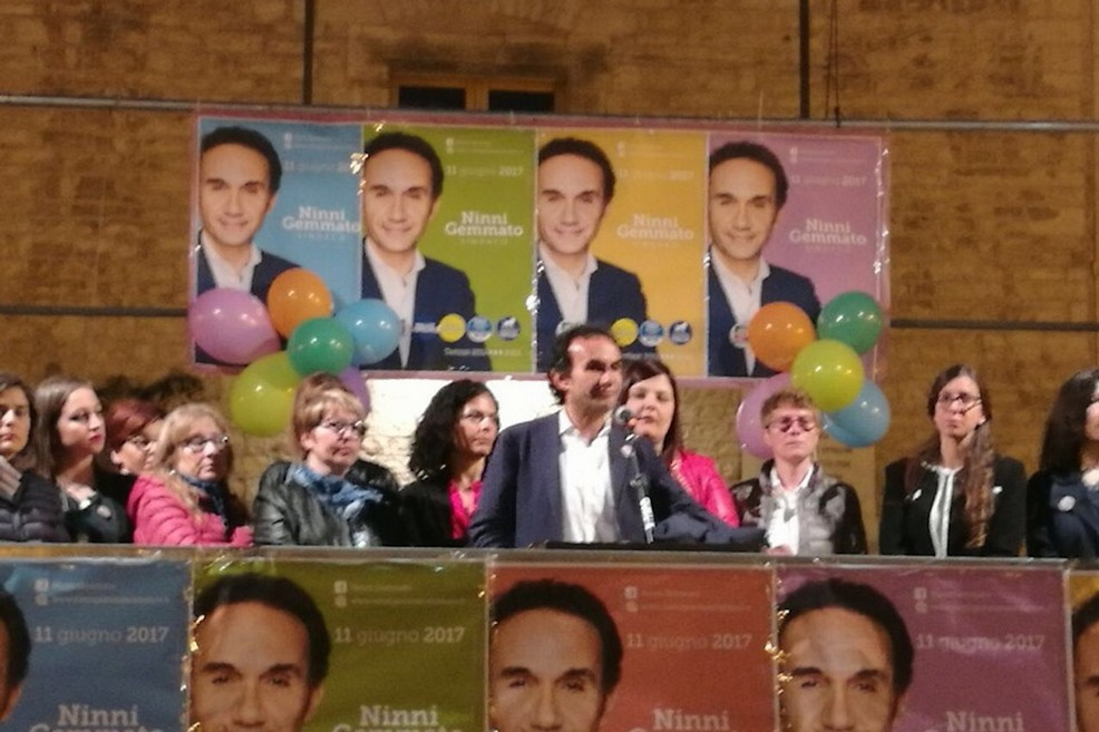 Entra nel vivo la campagna elettorale, stasera Gemmato in piazza Cavour