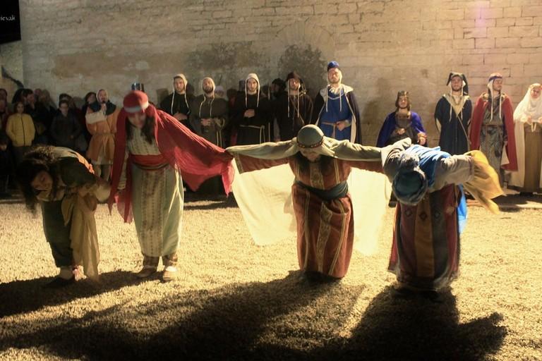 Il week-end di Notti Medievali