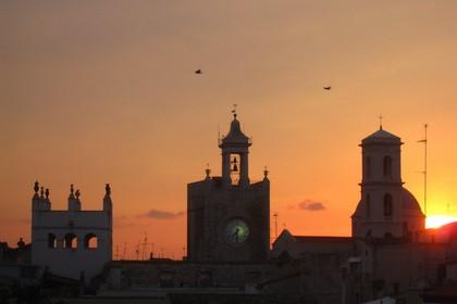 Torre dell'orologio (Foto Cosma Cacciapaglia)